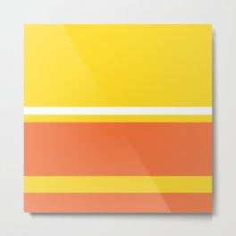 Colours of Lisa Metal Print