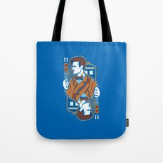 11th of Hearts Tote Bag