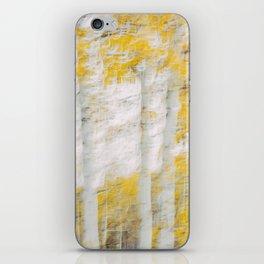 Autumn Abstract iPhone Skin