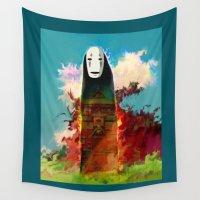 ed sheeran Wall Tapestries featuring no face by ururuty
