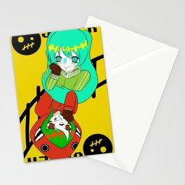 Matryoshka Vocaloids Stationery Cards