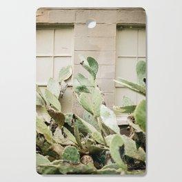 Pink Cactus dreams Cutting Board