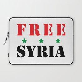 FREE SYRIA Laptop Sleeve