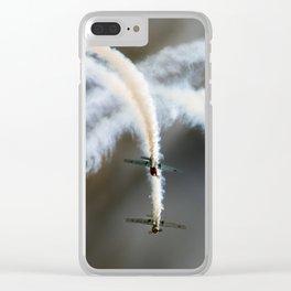 Aerostars Clear iPhone Case