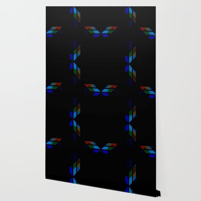 Retro Rocket 46 Wallpaper