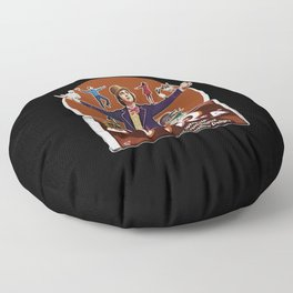 Willy Wonka - Gene Wilder Floor Pillow