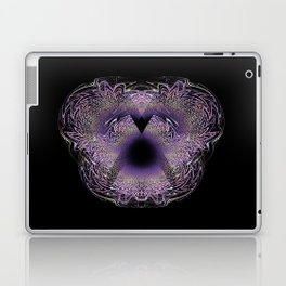 Violet Crystal Laptop & iPad Skin