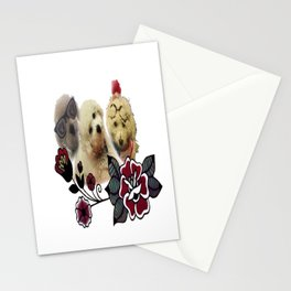 Macys with Rose  Stationery Cards