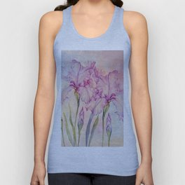 Angel Iris - Pure of Heart Unisex Tank Top
