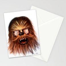 STAR WARS CHEWBACCA Stationery Cards