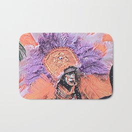 Big Chief Bath Mat
