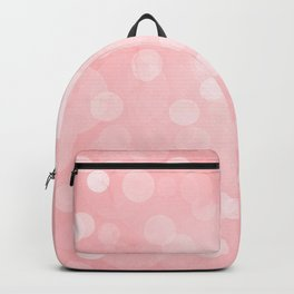 Coral Glow Backpack