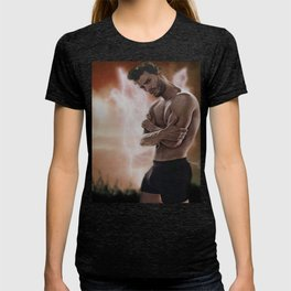 Jamie Dornan, sexy sexy T-shirt