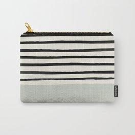 Coastal Breeze x Stripes Carry-All Pouch