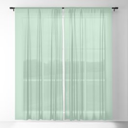 Carnival Glass Sheer Curtain