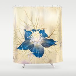 Inversion of Love Shower Curtain