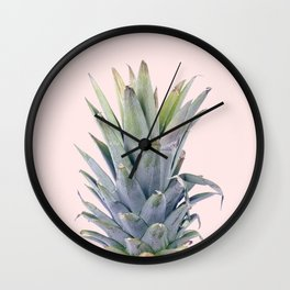 Finapple V3 #society6 #decor #buyart Wall Clock