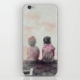 youth iPhone Skin