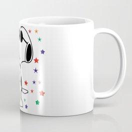 snoopy jazz Coffee Mug