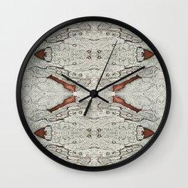 Pattern4 Wall Clock