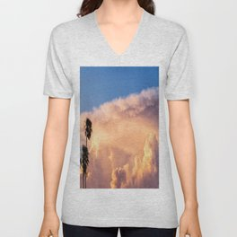 Clearing Skies Unisex V-Neck