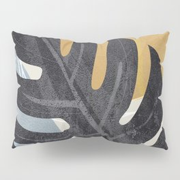 Abstract Tropical Art I Pillow Sham