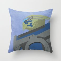 Palaven - Mass Effect Throw Pillow