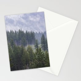 Forest Fog - 87/365 Stationery Cards
