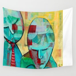 Introspection Wall Tapestry