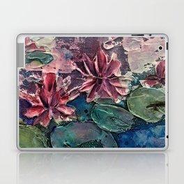 lotus pond Laptop & iPad Skin