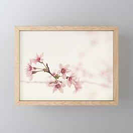 PLUM Framed Mini Art Print
