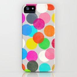 celebrate 1 iPhone Case