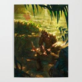 Mortal Sword Poster