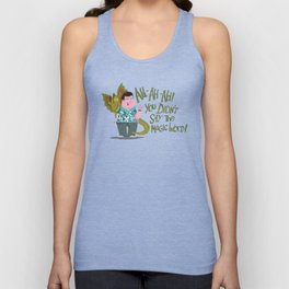 Ah-ah-ah! You didn't say the magic word! Unisex Tank Top