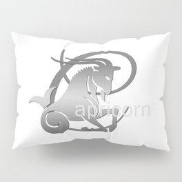 Capricorn the Goat - Zodiac Sign Pillow Sham
