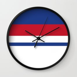 England 1983 Wall Clock