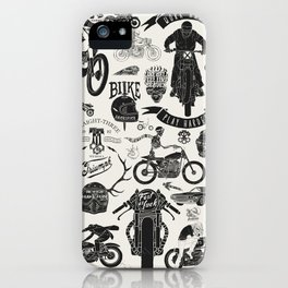 poster01 iPhone Case