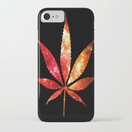 Weed : High Times orange red pink  Galaxy iPhone Case