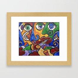 cig-main Framed Art Print