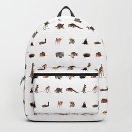 Australian wildlife Backpack
