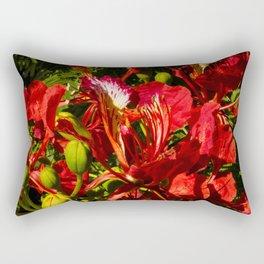 Flamboyan Rectangular Pillow