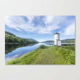 Caledonian Summer Canvas Print