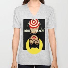 Bulletproof Unisex V-Neck
