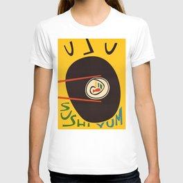 Yum Sushi T-shirt