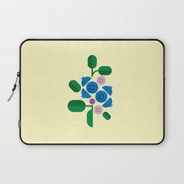 Fruit: Blueberry Laptop Sleeve