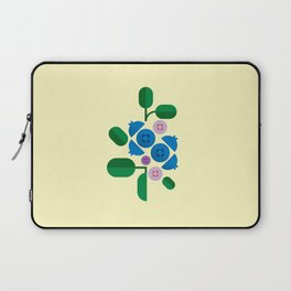Fruit: Blueberry Laptop Sleeve