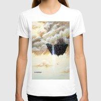 scott pilgrim T-shirts featuring ISLAND PILGRIM by STELZ (Vlad Shtelts)