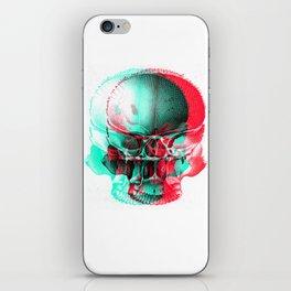 Caveira iPhone Skin
