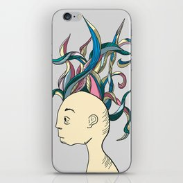 Mohawk iPhone Skin