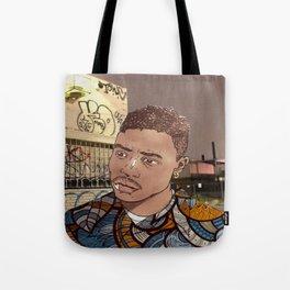 Caine Baee Tote Bag